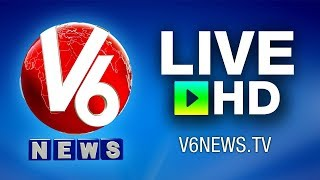Telugu Live News by V6 - Telugu News Channel Live TV