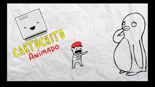 getlinkyoutube.com-Cartuchito Animado - #06 - MAMÃE PINGUIM