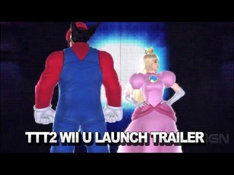Tekken Tag Tournament 2 Wii U Edition  Launch Trailer