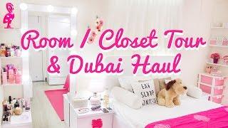getlinkyoutube.com-Shaurya's Room/Closet Tour + Aakriti's Dubai Haul