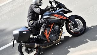 getlinkyoutube.com-2017 KTM 1290 Super Duke GT Review