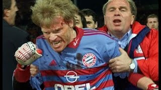getlinkyoutube.com-Kahn Golfball-Attacke | SC Freiburg vs. Bayern München | 1999/2000