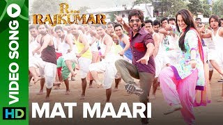getlinkyoutube.com-Mat Maari - Full Song - R...Rajkumar