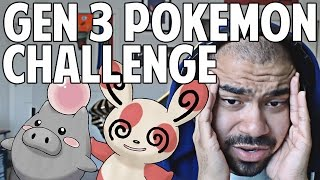 getlinkyoutube.com-Gen 3 Pokémon Challenge