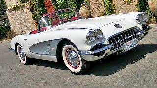 getlinkyoutube.com-1959 Chevrolet Corvette C2 Convertible for Sale