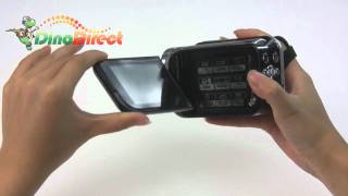 "vivikai hd-8000 hd 720p 3.0"" lcd 8.0mp 8x digital zoom digital video camera from dinodirect.com"