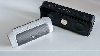 getlinkyoutube.com-JBL Charge 2 vs. TDK A33 - sound comparison