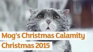 flushyoutube.com-Sainsbury's OFFICIAL Christmas Advert 2015 – Mog's Christmas Calamity