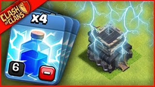 """""""...I HATE THIS!"""" SUPER-NOOB STRIKES in Clash of Clans"""