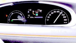新型シエンタ HV ハイブリッド 0~150km フル加速