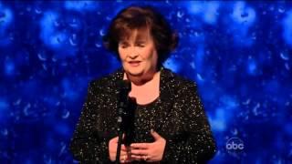 "getlinkyoutube.com-Susan Boyle ~ ""The Winner Takes It All"" ~ The View (16 Nov 12)"