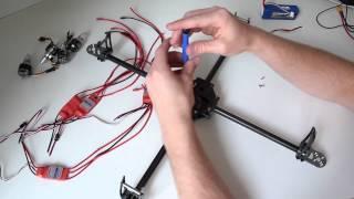 getlinkyoutube.com-Basic Quadcopter Tutorial - Chapter 3 - Power System