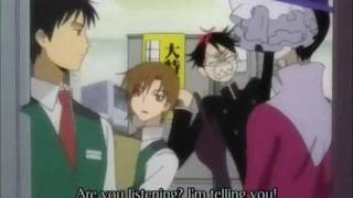 xxxHolic Watanuki best moments