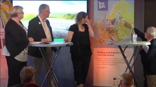 Almedalen - Drivkrafter för framtidens drivmedel - Paneldiskussion