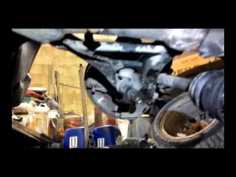 Ремонт подрамника и подвески на Крайслер
