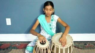getlinkyoutube.com-Amazing Priyanka Menon Female Tabla Player