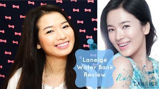 getlinkyoutube.com-Nhận Xét Dòng Laneige Water Bank [Pretty.Much Channel]