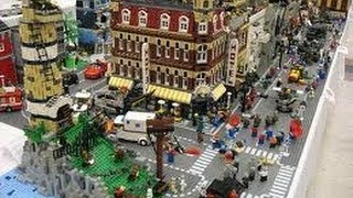 getlinkyoutube.com-Lego Zombie Apocalypse MOC (read description)