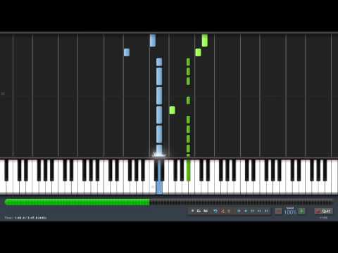 It's You Piano - Super Junior [100% Speed]