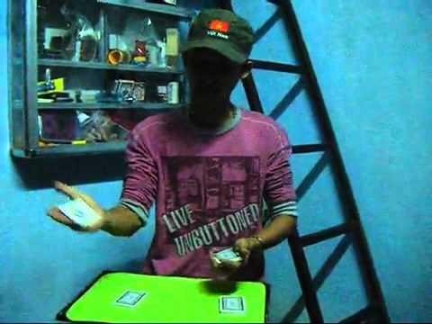 ảo thuật - bộ bài ma quỷ   huongdanaothuat.com 0982116306