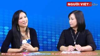 getlinkyoutube.com-Phỏng vấn MC Thùy Dương trên Người Việt Online TV