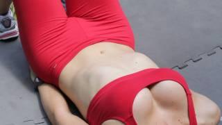 getlinkyoutube.com-exercicios para perder barriga - exercicios abdominais