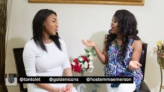 getlinkyoutube.com-Tonto Dikeh's Full Interview (2016) - by Golden Icons