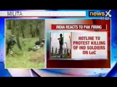 Indian Army vs Pakistan Army: India reacts to Pakistan firing