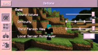 getlinkyoutube.com-minecraft pe 0.12.1[แสงและเงา]