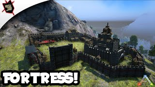 getlinkyoutube.com-ARK Survival Evolved #67 TRanger Fortress
