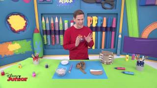 getlinkyoutube.com-Art Attack - Travel Bag - Disney Junior UK HD