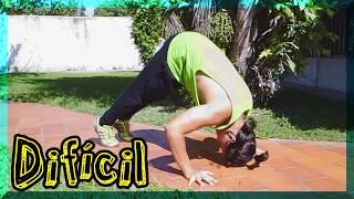 Como hacer parada de manos / Pino - handstand tutorial Rápido y fácil