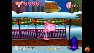 getlinkyoutube.com-Pink Panther Pinkadelic Pursuit - gameplay comentado