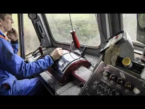 Irish Rail 141 Class 146 - Cab Ride Downpatrick Railway