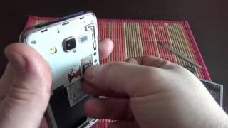 getlinkyoutube.com-how to insert micro sim card in slot samsung galaxy j5 dual sim