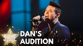 getlinkyoutube.com-Dan Budd performs 'No Regrets' by Robbie Williams - Let It Shine - BBC One