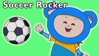getlinkyoutube.com-Eep Scores a Goal!   Soccer Rocker and More   Baby Songs from Mother Goose Club!