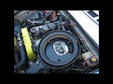 1979 Fiat Spider Cold Start