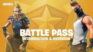 Fortnite - Battle Pass Overview