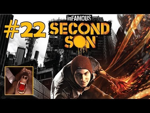 inFamous: Second Son Walkthrough Part 22 - Quid Pro Quo (PS4 Commentary)