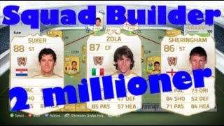 getlinkyoutube.com-FIFA 14 - Squad Builder - 2 millioner coins feat. 3 Legender