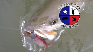getlinkyoutube.com-Texas Boys Outdoors - Baffin Bay Beauties & Life on a Shrimp Boat