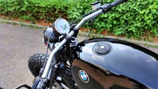 getlinkyoutube.com-BMW BOBBER UMBAU