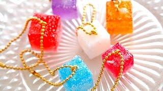 getlinkyoutube.com-PADICO UVレジン グミータイプでグミキャンディの作り方
