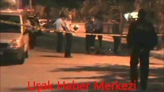 Uşak'ta Birahaneye Silahlı Saldırı! 1 Ölü, 8 Yaralı!