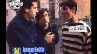 Javier Pupi Zanetti  en VideoMatch 1998 FUTBOL RETRO
