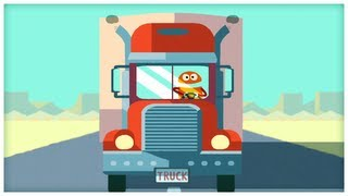 """""""Drive A Truck,"""" The Truck Song by StoryBots"""