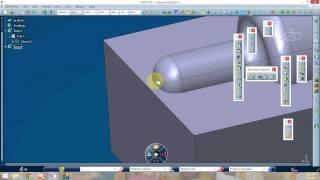 getlinkyoutube.com-Catia v6 Mold Design