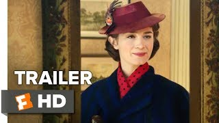 Mary Poppins Returns Teaser Trailer #1 (2018) | Movieclips Trailers