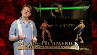getlinkyoutube.com-Mortal Kombat: Armageddon - Fighter Of The Wiik: Meat